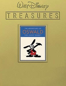 Oswald the Lucky Rabbit DVD
