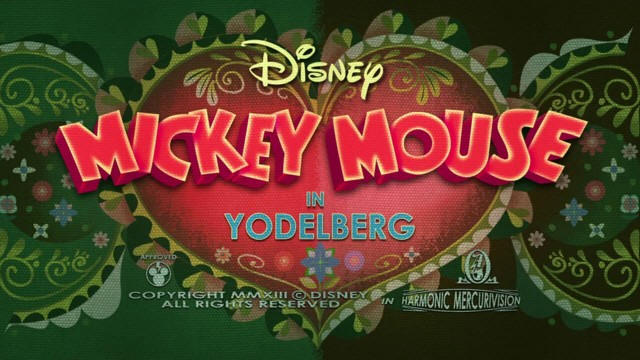 Yodelberg Mickey Mouse