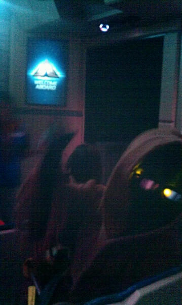 Jawas on Star Tours