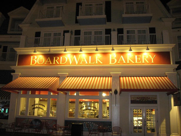 The original Boardwalk Bakery