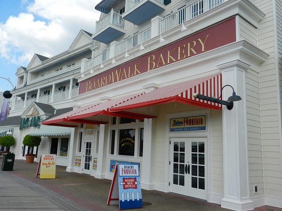 New Boardwalk Bakery