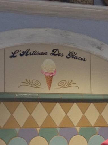 New France Ice Cream Shop