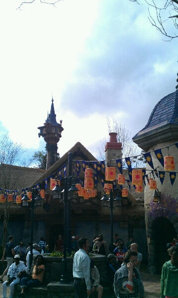 Tangled Restrooms