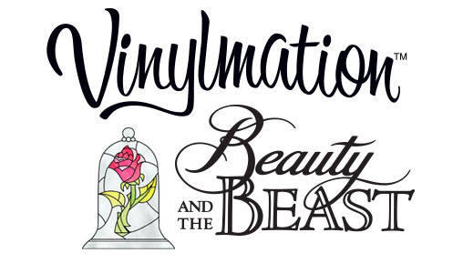 Beauty and the Beast Vinylmations