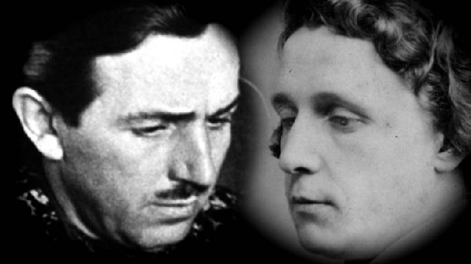 Walt Disney and Lewis Carroll