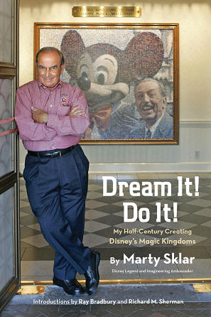 Marty Sklar book
