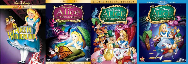 Alice home video 2