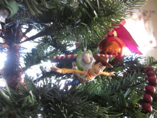 Toy Story Ornament