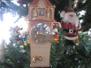 Clock Cleaners Ornament