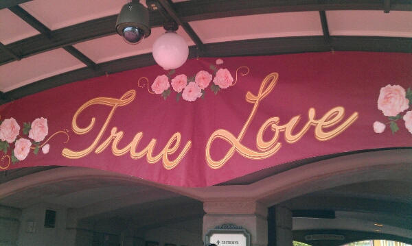True Love Week in Disney
