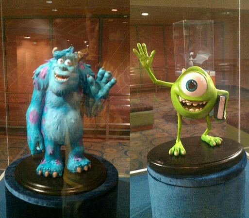 Monsters University Magic of Disney Animation