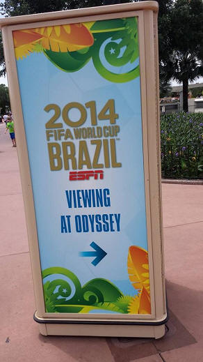 World Cup Epcot