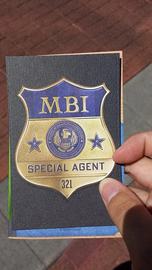 MBI badge