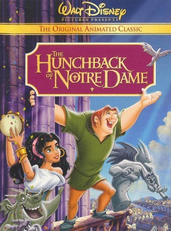 Esmerelda from The Hunchback of Notre Dame
