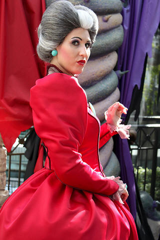 Lady Tremaine - Cinderella Villain
