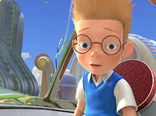 meet the robinsons lewis grown up