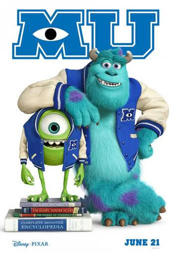 Monsters, University