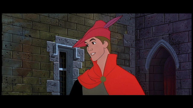 Prince Phillip from Sleeping Beauty