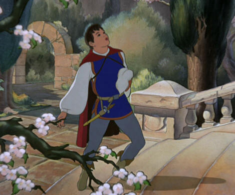 The Prince from Snow White