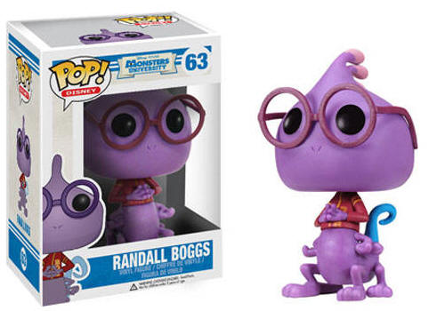 Randall Boggs from Monsters, Inc.