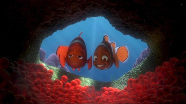 Coral 2003s Finding Nemo